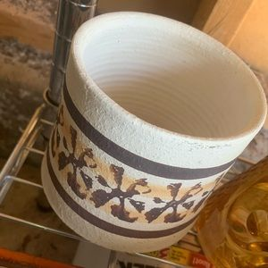 Vintage Boho Planter Pot